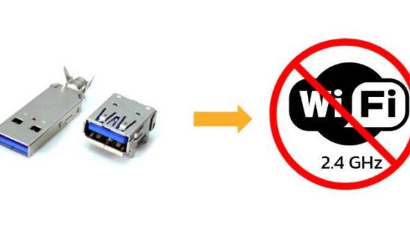 [Raspberry Pi] ปัญหาการเชื่อมต่อ Wifi 2.4Ghz กับ USB 3.0